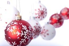 balls christmas 免版税库存图片