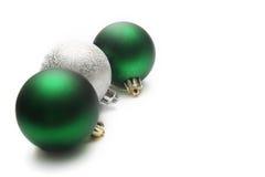 balls christmas 库存图片