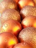 balls christmas Στοκ φωτογραφίες με δικαίωμα ελεύθερης χρήσης