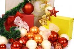 balls christmas Στοκ Φωτογραφία