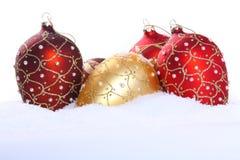 balls christmas some Στοκ φωτογραφία με δικαίωμα ελεύθερης χρήσης
