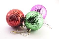 Balls Christmas Royalty Free Stock Images