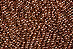 Balls of copper Stock Photography