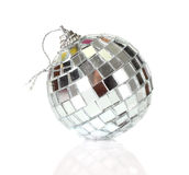Balls decoration for New Year and Christmas Royalty Free Stock Photo