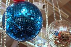 balls disco Στοκ φωτογραφία με δικαίωμα ελεύθερης χρήσης