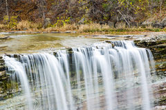 Balls Falls Ontario, Canada. Slow time exposure of balls falls waterfalls in ontario canada Stock Photography