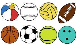 Balls Stock Photography