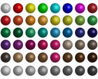 Balls 25.04.13 Royalty Free Stock Photo