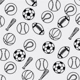 Balls sport design Stock Photo