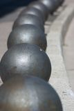 Balls of steel Royalty Free Stock Photography