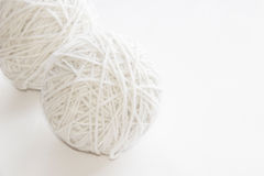 Balls of string Stock Photography