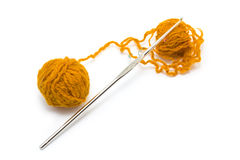 Balls of threads Stock Photography