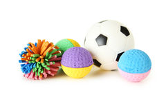 Balls toy Royalty Free Stock Photography