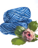 Balls of wool Royalty Free Stock Image