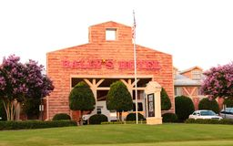 Bally's Hotel, Casino And Gaming Tunica, Robinsonville Mississippi royalty free stock image