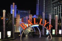 Bally's Las Vegas Stock Image