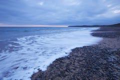 ballybrannigan海滩 库存照片