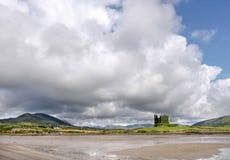 Ballycarbery Castle Royalty Free Stock Photos