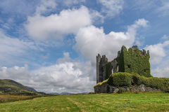 Ballycarbery Castle Stock Photos