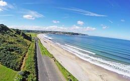 Ballycastle北爱尔兰 图库摄影