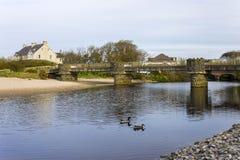 Ballycastle, Βόρεια Ιρλανδία Στοκ εικόνες με δικαίωμα ελεύθερης χρήσης
