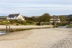 Ballycastle, Северная Ирландия Стоковая Фотография RF
