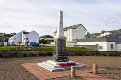 Ballycastle, Irlande du Nord Image libre de droits