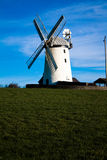 Ballycopeland Windmill stock photo