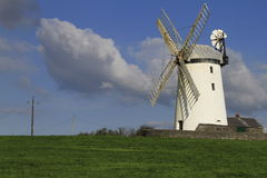 Ballycopeland Windmill Stock Images