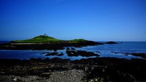 Ballycotton Lighthouse Royalty Free Stock Image