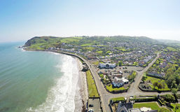 Ballygally Co. Antrim Northern Ireland Stock Photo