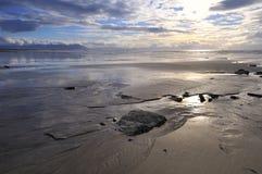 ballyheige κόλπος Στοκ εικόνα με δικαίωμα ελεύθερης χρήσης