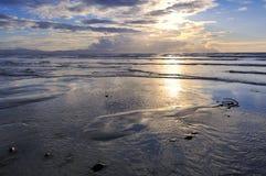 Ballyheige Beach Stock Image