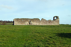 Ballymoon Castle, Ireland Royalty Free Stock Photography