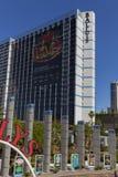 Ballys赌博娱乐场在拉斯维加斯, 2013年5月20日的NV 免版税库存照片
