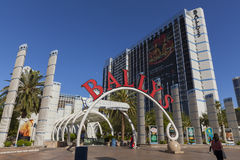 Ballys Hotel in Las Vegas, NV on May 20, 2013 Stock Photos