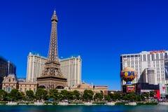 Las Vegas  skyline Royalty Free Stock Photos