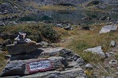 Balma λιμνών στοκ εικόνα