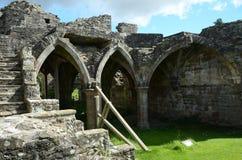 Balmerino Abbey Ruins Royalty Free Stock Photography