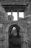 Balmerino Ruins Stock Images