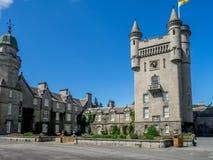 balmoral κάστρο Σκωτία Στοκ φωτογραφίες με δικαίωμα ελεύθερης χρήσης