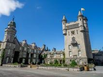 balmoral κάστρο Σκωτία Στοκ Φωτογραφία