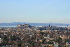 balmoral był może target1369_0_ katedralnych dugald Edinburgh giles wzgórza opuszczać pomnikowy pentland dobro widzieć linia hory Fotografia Stock