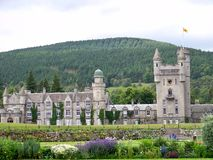 Balmoral Castle 2 Stock Photography