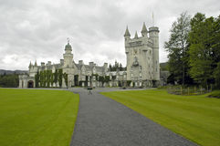Balmoral castle Royalty Free Stock Image