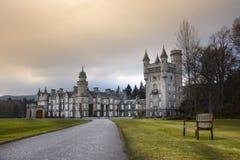 Balmoral Castle. Aberdeenshire, Scotland, UK stock image