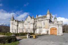 Balmoral Castle, Deeside, Scotland Royalty Free Stock Photo