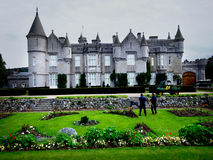 Balmoral Castle, Scotland Royalty Free Stock Photos
