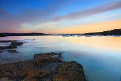 Balmoral Dnieje Australia fotografia stock