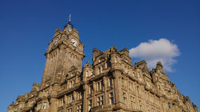 Balmoral, Edimburgo fotografia stock libera da diritti
